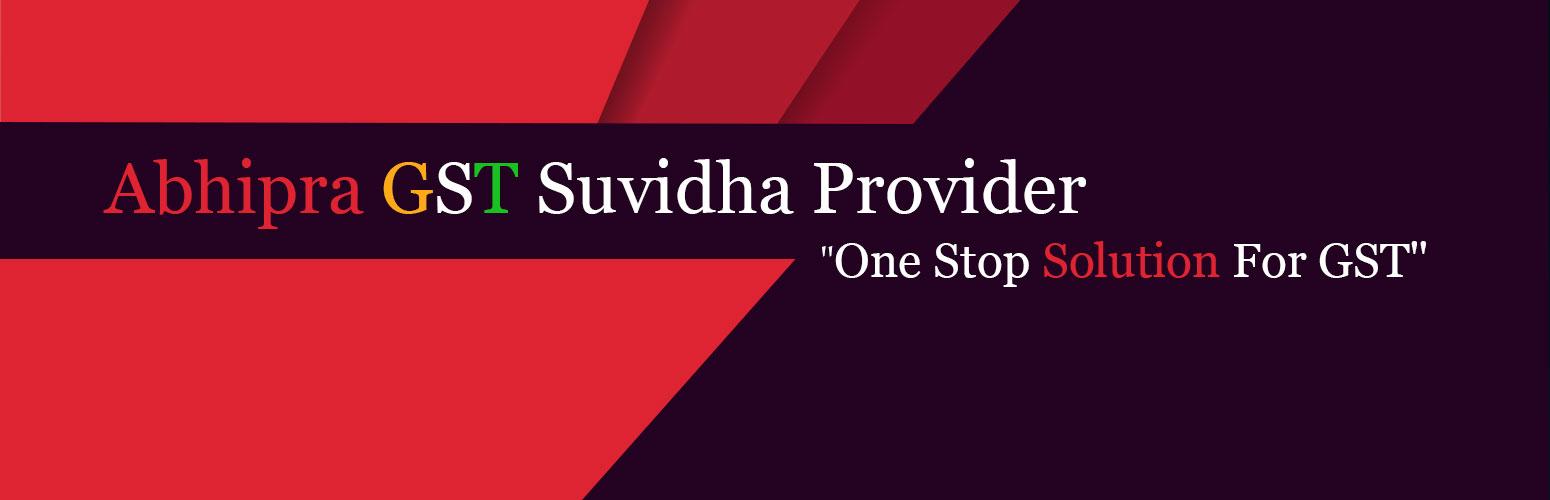 GST Suvidha Provider